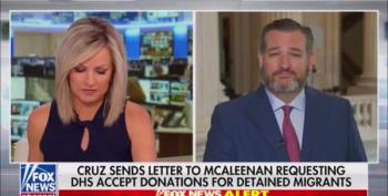 Ted Cruz Refuses To Condemn Alex Acosta Plea Deal For Jeffrey Epstein