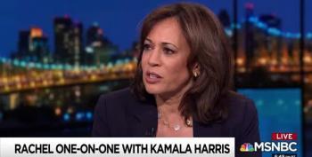 Kamala Harris Scorches Trump's Performance