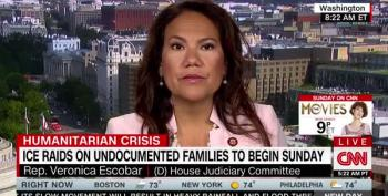 Rep. Veronica Escobar Says ICE Is Detaining Migrants To Prepare For Raids