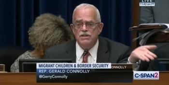 Rep. Connolly Tears Into Former ICE Director
