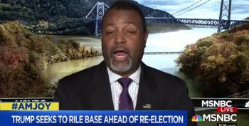 Malcolm Nance Warns 2020 Could Be Last U.S. Election