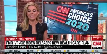 Joe Biden Introduces Proposal For New, Improved Obamacare
