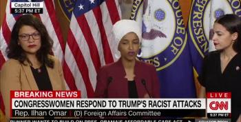 Reps. AOC, Pressley, Tlaib And Omar Respond