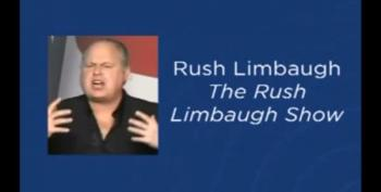 Rush Limbaugh Flips On Deficits Because GOP Deficits Don't Count