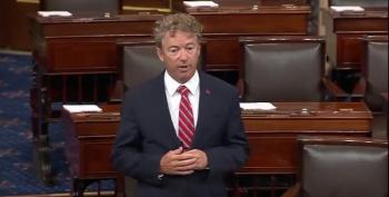 Rand Paul Uses 9-11 Responders As Deficit Pawns