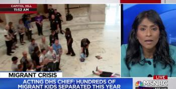 DHS Lies About Family Separation To House Oversight Committee
