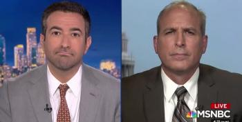 Ari Melber Shreds Acting CBP Chief In Contentious Interview