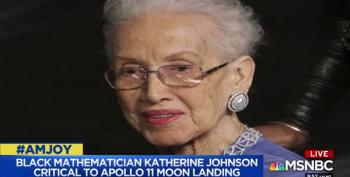 AM Joy Guest Recalls Katherine Johnson And Others Critical To Space Race