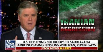 Hannity Threatens Iranian Mullahs With Military Action