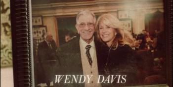 Wendy Davis Is Running For US House Seat