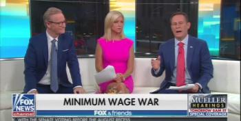 Ainsley Earhardt Thinks McDonalds Workers Get Tips