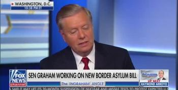 Lindsey Graham Suggests Cuts Will Come From Social Security