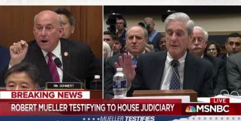 Louie Gohmert Blows A Gasket While Questioning Mueller