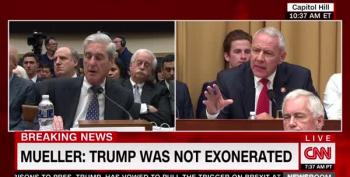 Uh Oh!  Question To Mueller Blows Up In Republican's Face