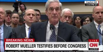 Mueller Testifies That Trump Wanted To Make Millions From Russia