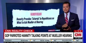 Reality Check: GOPers At Mueller Hearing Parroted Hannity Talking Points