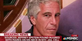 Epstein Found Injured In His Cell After Possible Suicide Attempt