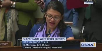 Rashida Tlaib Claps Back At Jim Jordan Over 'Her Emails'