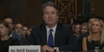 Kavanaugh Is Warned About Lying And Asked To Define Boof