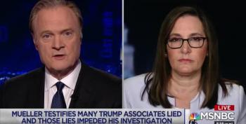 Joyce Vance: The Obstruction Is What Kept Mueller From Charging Conspiracy