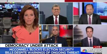 Everyone Seems So Shocked At GOP Non-Response To Election Security Report