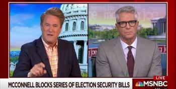 Joe Scarborough Blasts 'Moscow Mitch' After McConnell Kills Efforts To Investigate Russian Interference