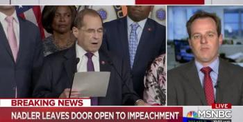 Nadler And Pelosi Announce Moves Toward Impeachment Proceedings