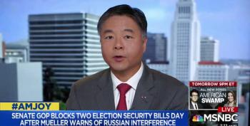 Rep. Ted Lieu's Impeachment Analogy Is Perfection
