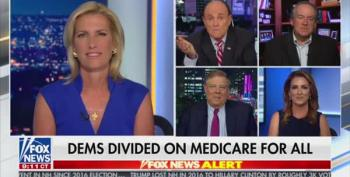Fox News Celebrates John Delaney