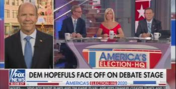 John Delaney Trashes Elizabeth Warren On Fox And Friends