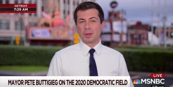 Buttigieg: If Dem Positions Are 'Socialist' Then Americans Are Crazy Socialists Too