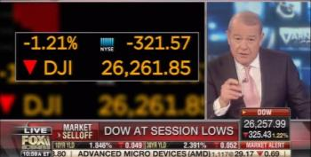 Varney Stutters As Trump's Tariffs Cause Market Drop