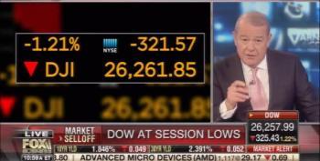 Stuart Varney Flummoxed Over China Tariffs Crashing The Stock Markets