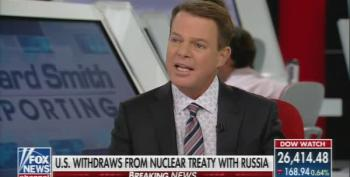 Shep Smith Unconvinced By Chris Wallace's Excuses For Trump On Russia