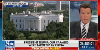 Neil Cavuto Fact Checks Trump's Gibberish: 'China Isn't Paying These Tariffs, You Are'