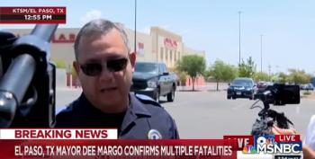 UPDATED: 19 Dead And At Least 40 Injured In Mass Shooting At Walmart In El Paso, TX