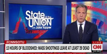 Jake Tapper Lists The Republicans Who Declined Interviews Following Mass Shootings