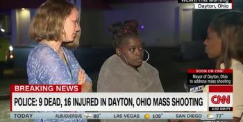 Back-To-Back Mass Shootings: At Least 9 Killed And 26 Injured In Dayton, Ohio