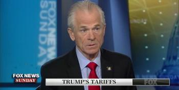 Chris Wallace Bludgeons Peter Navarro:  This Is Your Own Labor Department