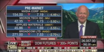 Stuart Varney: 'All Hell Is Breaking Loose' In The Stock Markets