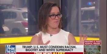 Kennedy Invokes Her Dead Father While 'Both Sides'-ing White Domestic Terrorism