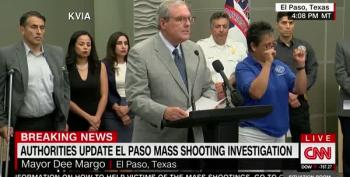 El Paso Mayor Only Doing His Job By 'Welcoming Office Of The President'
