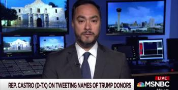 Willie Geist's Pearls Clutched Over Trump Donor Outing