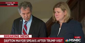 Note To Reporters: Don't 'Both Sides' Gun Violence To Sherrod Brown