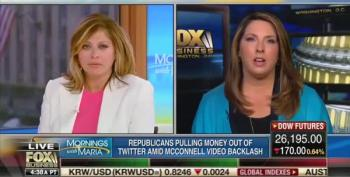 RNC Chair Explains Why The GOP Stopped Ad Buys On Twitter
