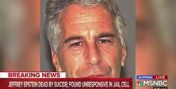 BREAKING: Jeffrey Epstein Found DEAD In His Jail Cell While On Suicide Watch