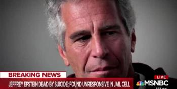 Questions Abound On AM Joy Panel About Epstein's Death