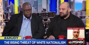 Joy Reid's GuestsTo FBI: Take White Supremacists More Seriously