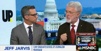 Jeff Jarvis Blasts The Media For Acting As Stenographers For Trump