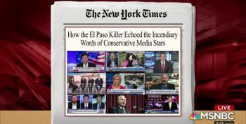 How The El Paso Killer Echoed The Incendiary Words Of Conservative Media